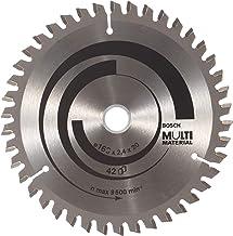 Bosch 2608640503 Professional cirkelzaagblad voor zagen in multimateriaal voor handcirkelzagen (Ø 160 mm), standaard