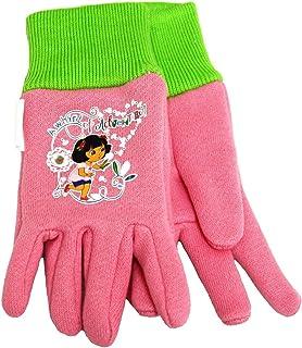 Midwest DE100T Dora The Explorer Toddlers Cotton Jersey Glove 6 Pair