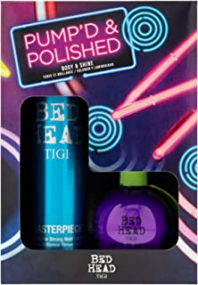 TIGI Bed Head Masterpiece Hairspray 9.5 oz & Bed Head Small Talk 8 oz