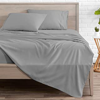 Bare Home King Sheet Set – 1800 Ultra-Soft Microfiber Bed Sheets – Double..