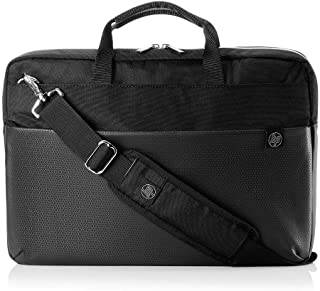 HP 15.6 Duotone Briefcase Black/Gold 4QF94AA