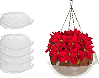Best hanging basket tray Reviews