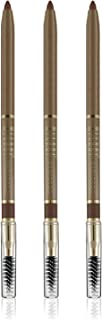 Milani Easy Brow Automatic Pencil, Dark Brown 02 (Pack of 3)