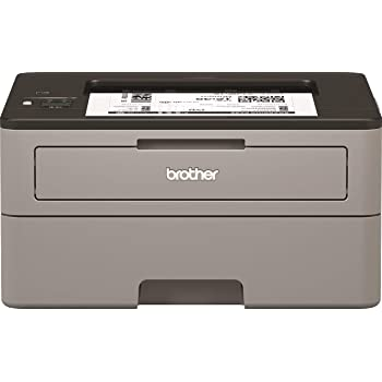 Brother HL-L2350DW Mono Laser Printer - Single Function, Wireless/USB 2.0, 2 Sided Printing, A4 Printer, Small Office/Home Office Printer