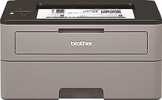 Brother HLL2350DW Stampante Laser Bianco e Nero, Velocità di Stampa 30 ppm, Stampa Fronte/Retro Automatica, Wi-Fi (no rete...