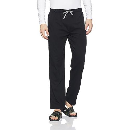 f5d26afc023 Men s Black Cotton Pant  Buy Men s Black Cotton Pant Online at Best ...