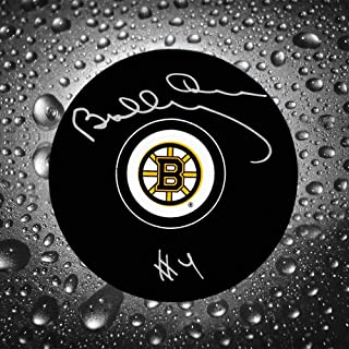 Bobby Orr Boston Bruins Autographed Puck GNR