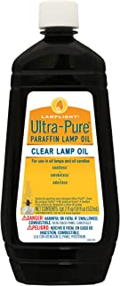 Lamplight Ultra-Pure Lamp Oil, 18-Ounce, Clear