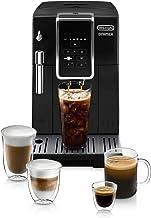De'Longhi Dinamica Automatic Coffee & Espresso Machine TrueBrew (Iced-Coffee), Burr Grinder + Descaling Solution, Cleaning...