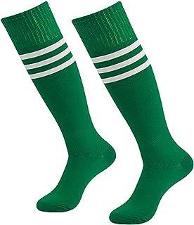 Calcetines de compresión para hombre y mujer, para fútbol, béisbol