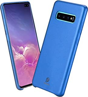 Dux Ducis Skin Lite Series leather protective cover for Samsung Galaxy S10 Plus - Blue