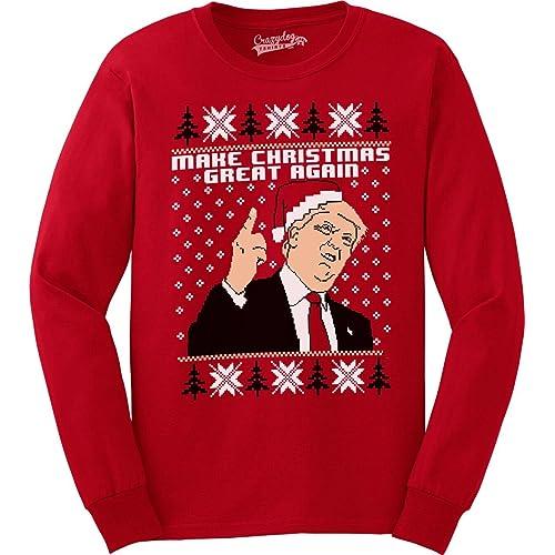 Mens 4xl Ugly Christmas Sweater Amazoncom