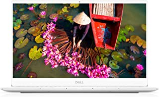 "Dell XPS 13-7390 Ordinateur Portable Slim Ultra Leger Intel Core i7-10710U 13,3"" Full HD Frost White 16Go de RAM SSD 512Go..."