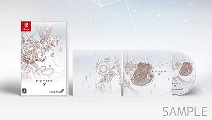 Cytus α 【初回限定特典】[Chapter Ω]の楽曲を収録した「Cytus α 予約限定特典CD」付 【Amazon.co.jp限定】オリジナル壁紙 配信 - Switch