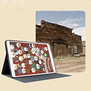 BESS Case for iPad 10.5 Inch - Pretty Cute Flip Smart Stand Case Support [Auto Sleep Wake] PU Leather Pocket Magnetic Cover for Apple iPad Pro 2017/iPad Air 2019 10.5
