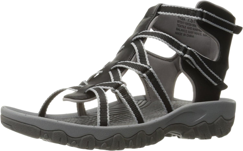 Baretraps Womens Tylea Gladiator Sandal