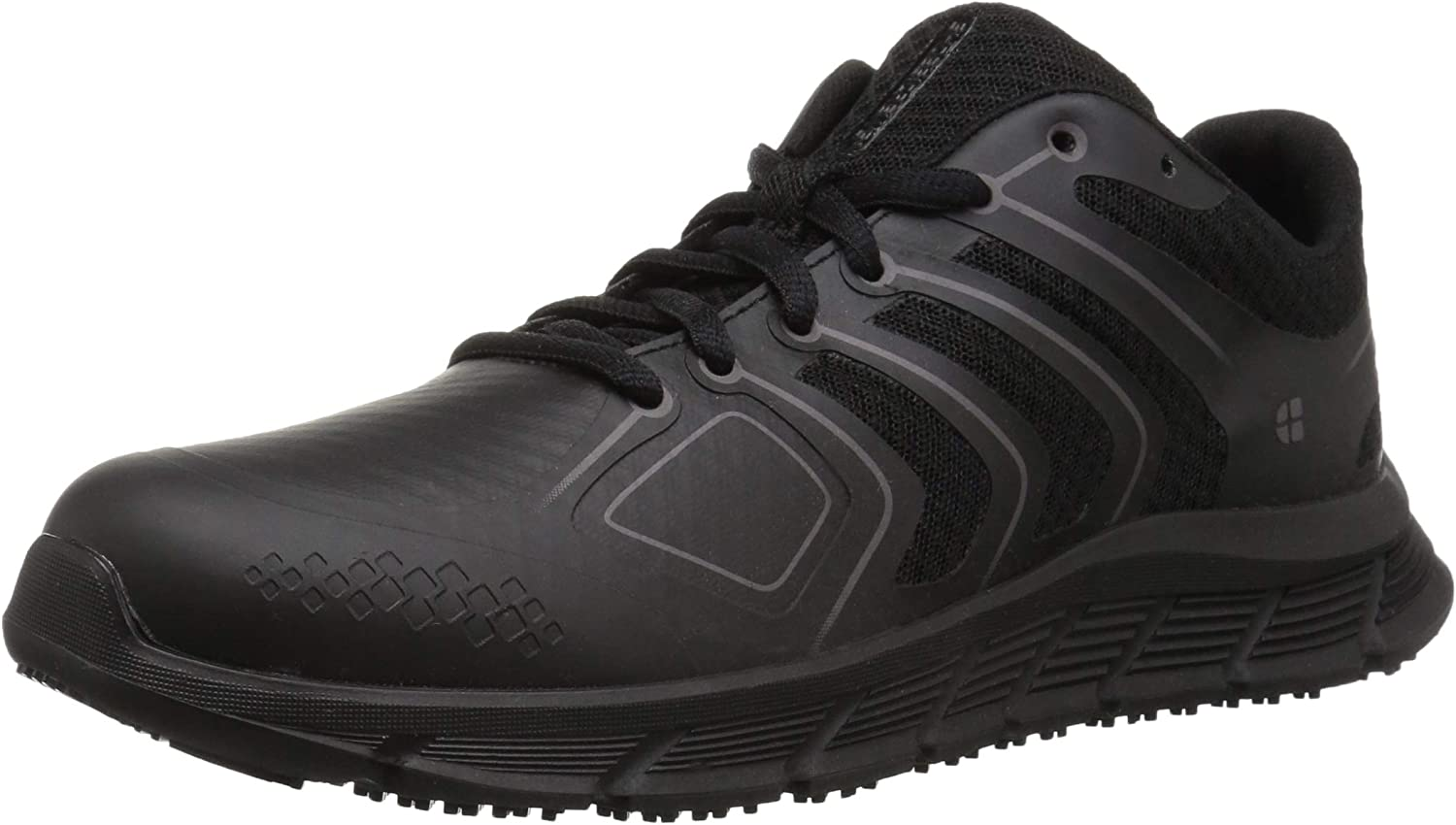 Shoes for Crews Women's Course Slip Resistant Food Service Work Sneaker