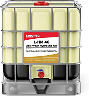 AW 46 Hydraulic Oil Fluid (ISO VG 46, SAE 15) - 275 Gallon IBC Tote (1)
