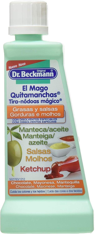 Dr Beckmann El Mago Quitamanchas, 50 ml : Amazon.es: Salud y ...