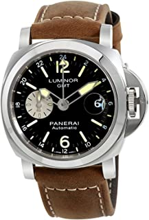 Luminor GMT Automatic Acciaio Mens Watch PAM01088