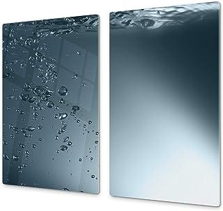 comprar comparacion Cubre vitro de cristal templado – Protector de encimera de vidrio templado – Resistente a golpes y arañazos – UNA PIEZA (6...
