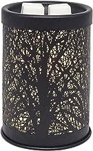EQUSUPRO Metal Wax Melt Warmer Electric Candle Burner Melter Fragrance Warmer for Home Office Bedroom Living Room Gifts & Decor (Tree)