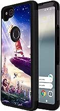 DISNEY COLLECTION Tire Phone Case Fit for Google Pixel 2 (2017) (5 Inch) Disneyland Paris El Rey Leon