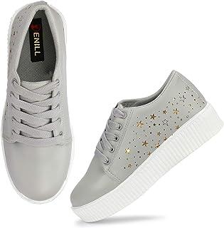 Grey Women's Sneakers: Buy Grey Women's