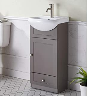 Amazon Com Bathroom Vanities 100 To 200 Bathroom Vanities Bathroom Sink Vanities Tools Home Improvement