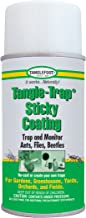Tanglefoot The Company 300000676 018441950112 Tangle-Trap Sticky Coating Aerosol, 10 OZ, White