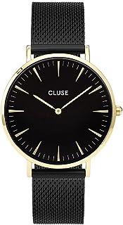 Cluse Watches for Women- LA BOHÈME 38MM Fashionable Timepiece Minimalistic Design