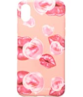 Marc Jacobs - Printed Lips iPhone® X Case