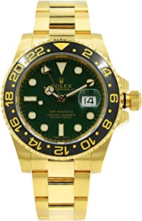 Rolex GMT Master II Automatic-self-Wind Male Watch 116718 (Certified Pre-Owned)