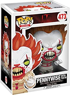 (With Teeth) - Funko POP Movies Stephen King's IT Pennywise 473 (With Teeth)