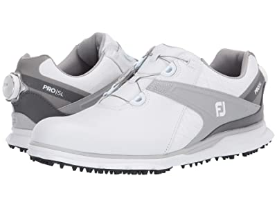 FootJoy Pro SL (White/Grey 1) Men