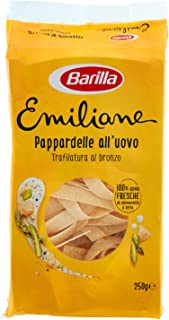 Barilla Pappardelle ALL'UOVO Makarna 250 G