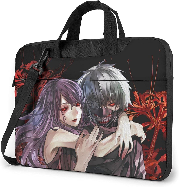 Tokyo Ghoul Ken Kaneki Anime P Messenger One-Shoulder Excellent Max 51% OFF Laptop Bag