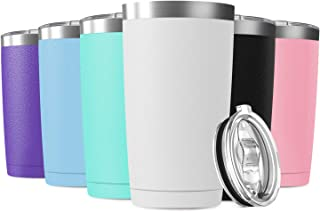 FJGLHEJG Thermal Flask Double Glass Mens Cup Mug Mug Business with Cover Anti-scalding Thickening Office Cup Crystal Base flasks for hot Drinks