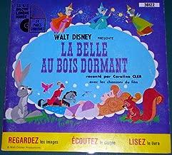 Walt Disney- La Belle Au Bois Dormant (Sleeping Beauty)- Raconte par Caroline Cler, avec les chansons du film- (33*7