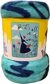 Northwest Mary Poppins Throw Blanket Warm Soft 46