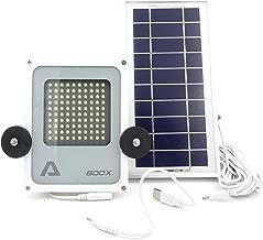 ALPHA 600X Work Light 作業場所照明/工事/大工/造船所用の磁石ファスナー、3-レベルパワーと明度コントロール、リチウムバッテリー、USBまたはソーラーパワー充電ができる
