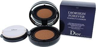 Christian Dior Diorskin Forever Perfect Cushion SPF 35 Foundation for Women, Medium Beige, 0.52 Ounce