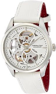 HAMILTON - Hamilton H32405811 - Reloj de Pulsera para Mujer, diseño de Esqueleto
