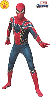 Rubie's Men's Marvel: Avengers 4 Men's Iron Spider 2nd Skin Suit Adult Costume