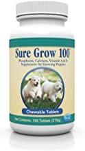 Best puppy growth supplements Reviews