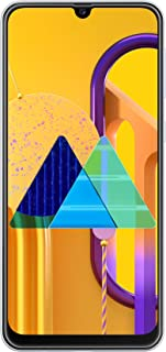 Samsung Galaxy M30s Dual SIM - 64GB, 4GB RAM, 4G LTE, White