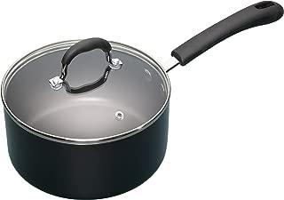 Master Class Aluminium Non-stick Enamel Saucepan With Lid, 20cm (8) By