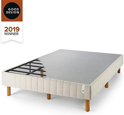 ZINUS GOOD DESIGN Award Winner Justina Metal Mattress Foundation / 14 Inch Platform Bed / No Box Spring Needed, Twin