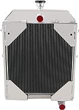 ALLOYWORKS 3 Row Aluminum Tractor Radiator for Allis Chalmers D17 Gas & LP 70229702