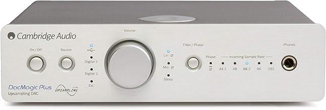 Cambridge Audio Digital DacMagic Plus DAC Silver Universal